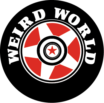 Logo von Weird World