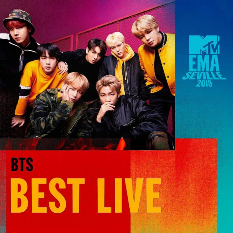 Das waren die 2019 MTV European Music Awards: BTS (''Boy With Luv'') räumen gleich zwei Preise ab. Auch ATEEZ (Südkorea), King Gnu (Japan) und Zhou Shen (China) werden ausgezeichnet + Performance von NCT 127 >> Otaji | #KPop #MTV #Awards #EMA