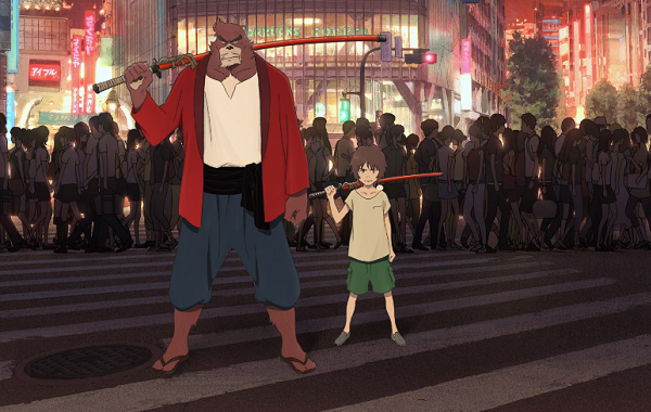 Artikel Bild - Universum Anime: 'The Boy and the Beast' lizenziert
