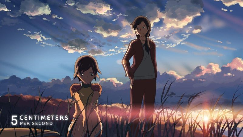 Artikel Bild - 5 Centimeters per Second