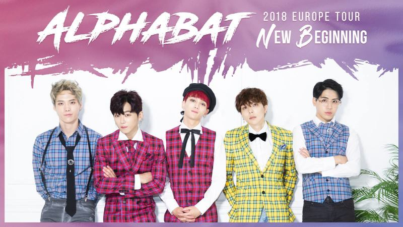Artikel Bild - AlphaBAT 2018 Europe Tour NEW BEGINNING in Deutschland