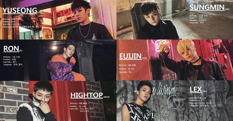"""BiGFLO ist eine südkoreanische Band unter HO Company, die ihr Comeback mit """"Stardom"""" machen."""