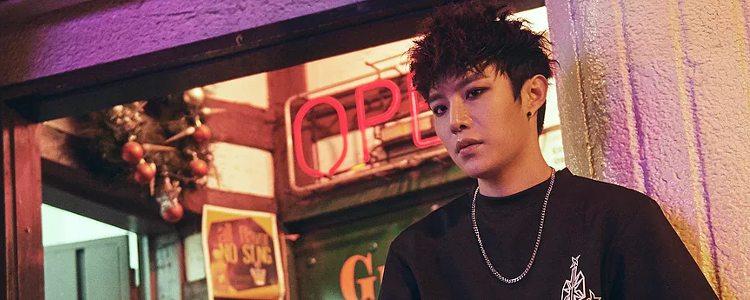 """Individueller Teaser für das Comeback mit """"Stardom"""" von Yuseong."""