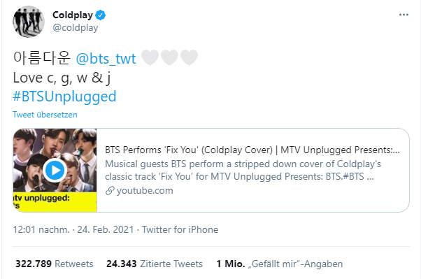 BTS werden von deutschem Moderator Matthias Matuschik beleidigt. Der öffentlich-rechtliche Radio-Sender Bayern 3 zieht nach weltweiten Shitstorm als Reaktion auf rassistische Äußerungen Stellung >> OTAJI | #KPop #News #BTS #방탄소년단 #Rassismus #Coldplay