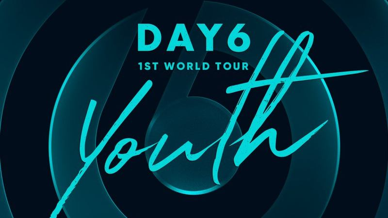 Artikel Bild - DAY6 1ST WORLD TOUR 'Youth' 2019 in Europa