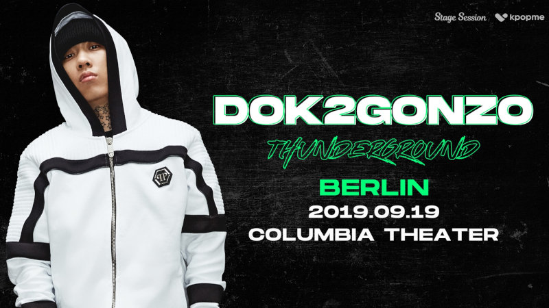 Artikel Bild - DOK2GONZO THUNDERGROUND WORLD TOUR 2019 in Berlin