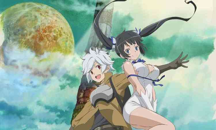 Artikel Bild - Anime House lizenziert 'Is It Wrong to Try to Pick Up Girls in a Dungeon?'