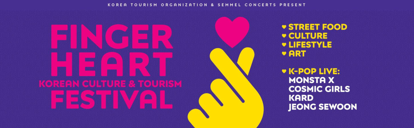 Finger Heart Festival: Korean Culture and Tourism - Mannheim, Deutschland, SAP Arena - 28.09.2019 - MONSTA X, COSMIC GIRLS (WJSN), KARD, JEONG SE-WOON - Street Food, Lifestyle, Art, Culture, K-Pop >> Otaji | #KPop #FingerHeartFestival