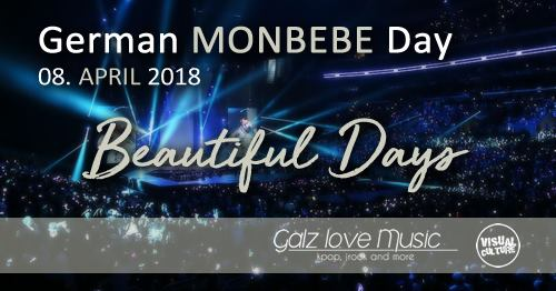 Artikel Bild - German MONBEBE Day im April 2018