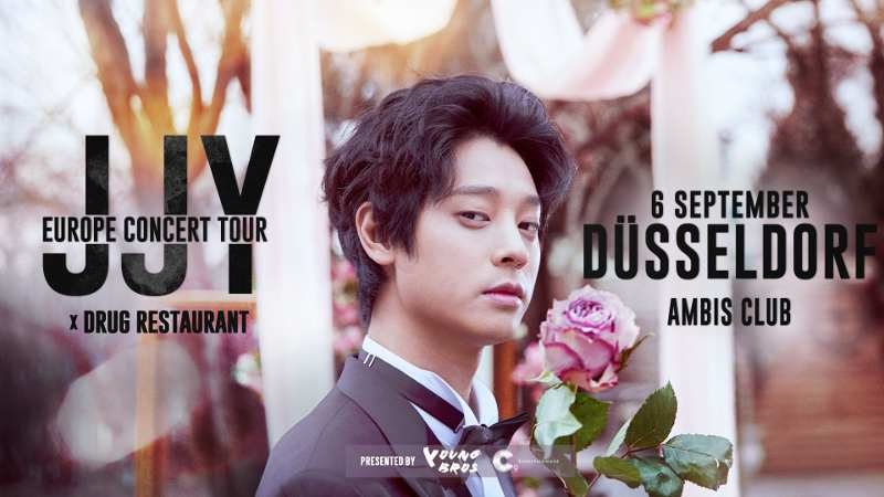 Artikel Bild - JJY x Drug Restaurant Europe Concert Tour 2018 in Deutschland