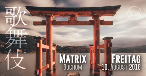 VISUAL CULTURE veranstaltet die nächste Kabuki RockStyle x KPOP deluxe im Juni 2018.