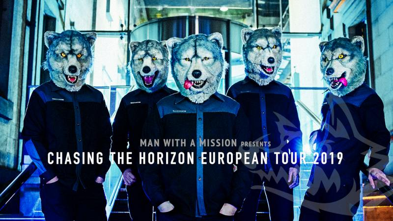 Artikel Bild - MAN WITH A MISSION presents Chasing the Horizon European Tour 2019