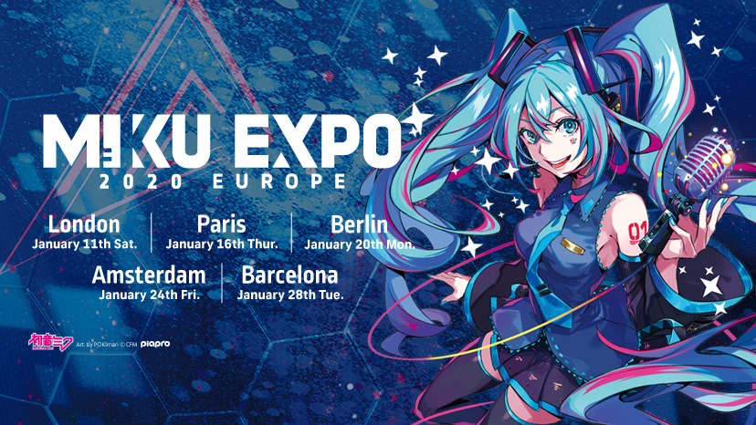 Artikel Bild - MIKU EXPO 2020 EUROPE: Japans virtueller Popstar in Berlin