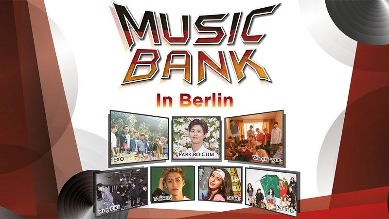 Artikel Bild - Music Bank World Tour im September 2018 in Berlin