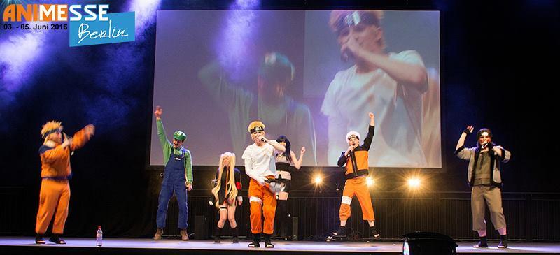 Die Anime Messe Berlin 2016 Ist Erste Convention Des Kultur Verein Seinem AnimeRadio