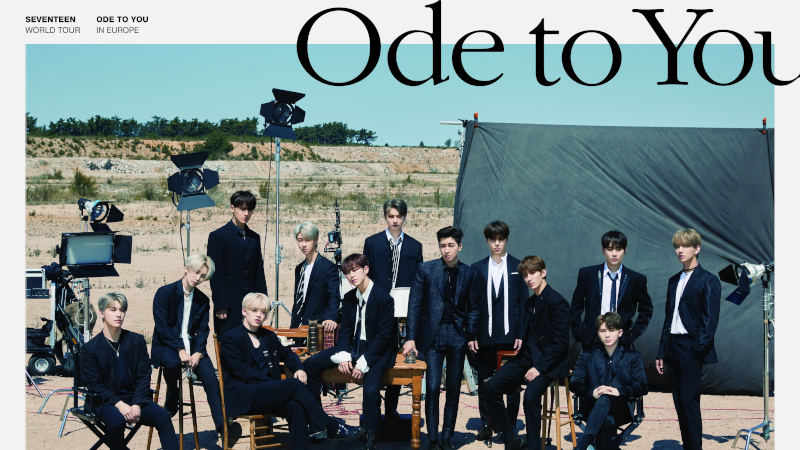 Artikel Bild - SEVENTEEN WORLD TOUR ODE TO YOU IN EUROPE in Berlin