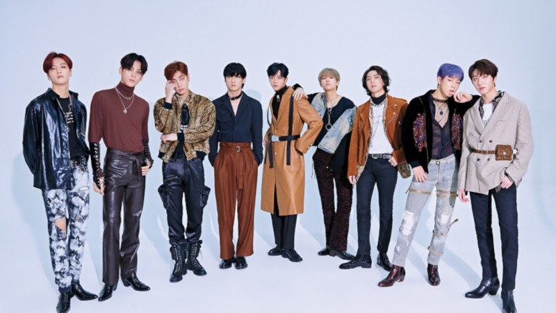 Artikel Bild - 2019 SF9 USAㆍEUROPE LIVE TOUR [UNLIMITED] in Deutschland