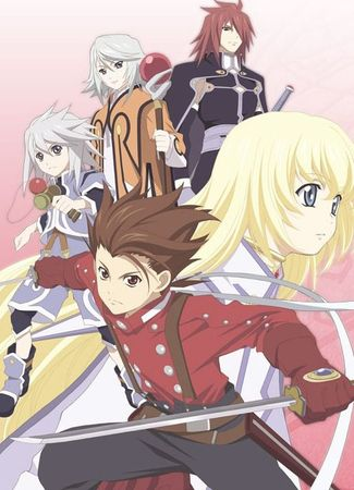 Artikel Bild - KSM Anime: 'Hakuouki' Movie 1&2 + 'Tales of Symphonia'