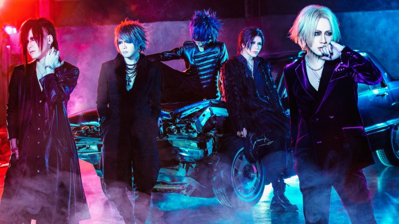 Artikel Bild - the GazettE WORLD TOUR 19 THE NINTH in Köln und München