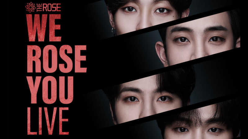 Artikel Bild - The Rose WE ROSE YOU LIVE World Tour 2019 in Berlin