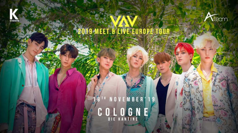 Artikel Bild - VAV 2019 MEET & LIVE EUROPE TOUR in Köln