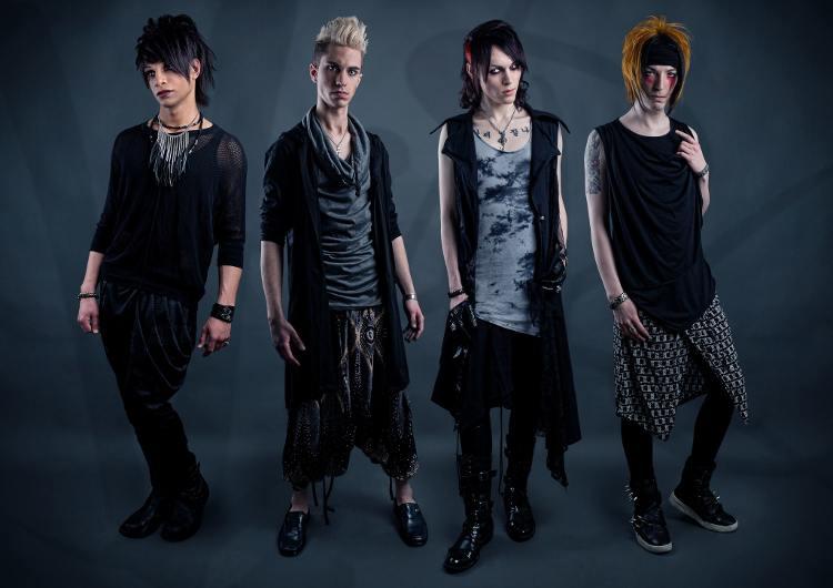 VII ARC, Nana:[shi] und KERBERA treten beim Alternative VRock Invasion-Konzert auf.